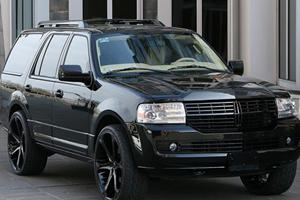 Anderson Germany Reveals the 2012 Lincoln Navigator Hyper Gloss Edition