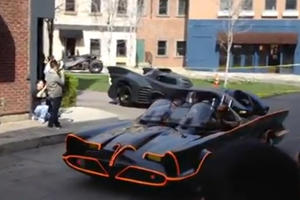 Batmobile Parade Spans 50 Years and 5 Epic Models