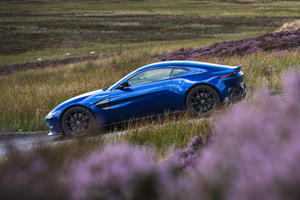 2019 Aston Martin Vantage Test Drive Review: Sharp-Dressed British Muscle Car Shapes Up