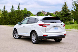 2019 Acura RDX Test Drive Review: Back From The Brink