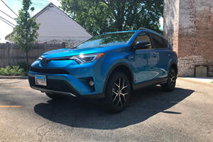 2018 Toyota Rav4 Hybrid Test Drive Review: Still The One That You Want