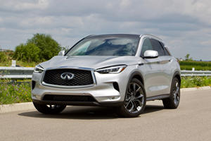 2019 Infiniti QX50 Test Drive Review: Fitting In