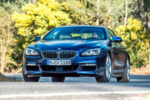2017 BMW 6 Series Coupe Review