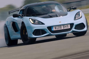 Lotus Celebrates 70th Birthday By Burning Copious Amounts Of Rubber