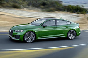 2019 Audi RS5 Sportback Comes In $4,300 More Than The Coupe