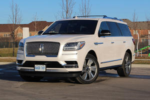 Lincoln Milks Navigator Success With Higher Prices