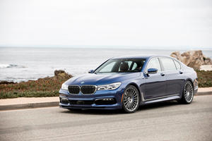 2018 BMW-Alpina B7 Review