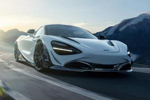 800-HP McLaren 720S Offers Hypercar Performance