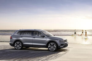 Global Volkswagen Tiguan And Touran Recall Due To Fire Risk