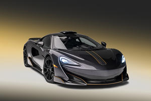 First MSO McLaren 600LT Revealed Ahead Of Pebble Beach Debut