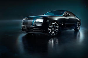 Bespoke Rolls-Royce Collection Unveiled At Pebble Beach