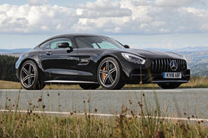 2018 Mercedes-AMG GT C Coupe Test Drive Review: The Best AMG GT Yet?