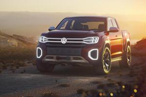 VW May Actually Build The Cool Atlas Tanoak