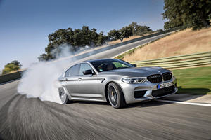 Turns Out The New F90 BMW M5 Isn't Much More Powerful Than The F10