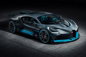 Limited Edition Bugatti Divo Hypercar Debuts With Brutal Styling And Sharper Handling