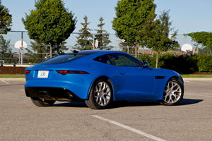 2019 Jaguar F-Type Test Drive Review: Light and Right