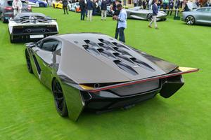 The Salaff C2 Is A Stunning Bespoke Supercar Born Of A Lamborghini