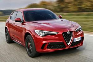 Alfa Romeo's Baby Stelvio Will Arrive Within Three Years