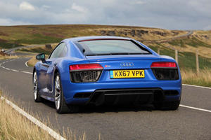 2017 Audi R8 RWS Test Drive Review: The Hardcore R8 We've Been Waiting For?