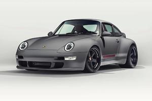 Porsche 993 911 Gets Carbon-Fiber Transformation
