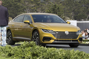 Volkswagen Donated This Arteon To Charity At Pebble Beach