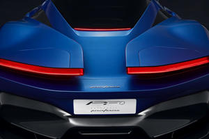 Pininfarina Releases First Official Photo Of 1,900-HP PF0 Electric Hypercar