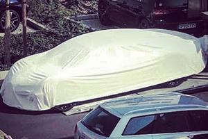 Is This Bugatti's Incoming Sedan?