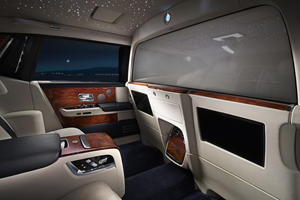 New Rolls-Royce Privacy Suite Back Seat Takes Opulence To A New Level