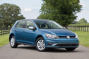 2019 Volkswagen Golf Receiving New Engine But Won't Be Any Faster