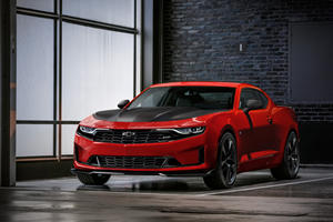 Chevrolet Hopes To Retake Segment With Cheaper 2019 Camaro