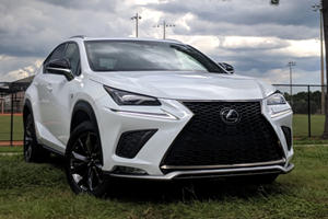 2018 Lexus NX300 Test Drive Review: Young At Heart