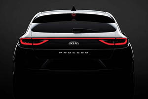 Let's Hope This Kia Proceed Teaser Becomes The New Forte Hatch