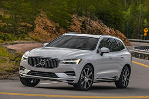 2018 Volvo XC60 Plug-in Hybrid Review