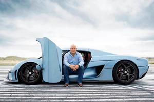 Koenigsegg Feels Threatened By Tesla's Performance