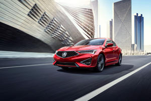 Acura's Surprise New 2019 ILX Debuts