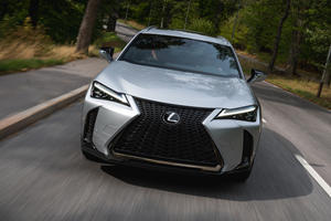 2019 Lexus UX First Drive Review: The Urban Explorer