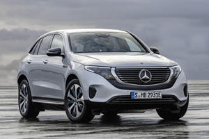 Mercedes-Benz Already Concerned About All-Electric EQC Warranty Costs