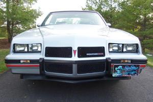 Unique of the Week: 1986 Pontiac Grand Prix 2+2 Y97 Package