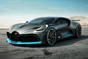 Bugatti Could Be Working On A Hardcore Chiron SS