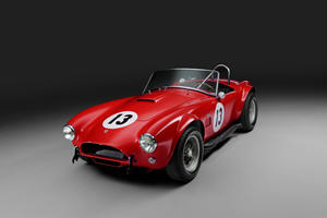 Classic Shelby Cobra Roadster Headlines Goodwood Revival Auction