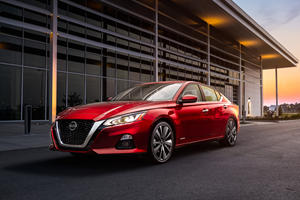Nissan Reveals New Standard Safety Tech For Best-Selling Models