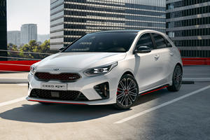 2019 Kia Ceed GT Could Preview The New Forte5 Hot Hatch