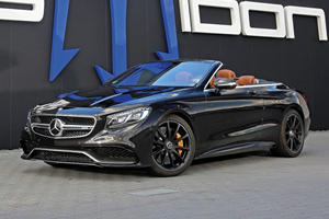 Mercedes-AMG S63 Cabriolet Gets Project One Levels Of Power