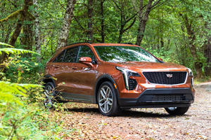 2019 Cadillac XT4 First Drive Review: The Escalade Puppy