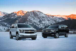 GM Recalls One Million Trucks And SUVs Over Power Steering Loss