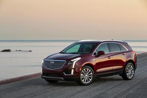 Cadillac's Three-Row Crossover Should Arrive At Detroit