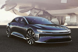 Lucid Motors – Not Tesla – Receives $1 Billion Investment From The Saudis
