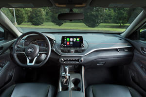 Nissan Is About The Get Some Massive Help With Its Infotainment