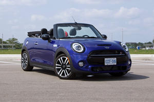 2019 Mini Cooper S Convertible Test Drive Review: Happy Happy Joy Joy