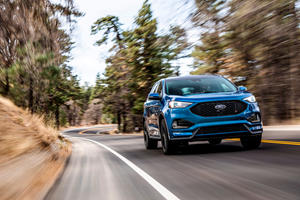 The Ford Edge ST Is Expensive, If You Want It To Be